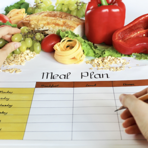 Lose Weight & Keep It Off - Meal Plans